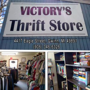 Shop at Victory's with UPBargians.com