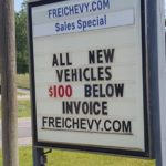Tons of great deals at Frei