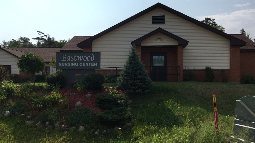 Visit Eastwood Nursing Center at 900 Maas Street in Negaunee.