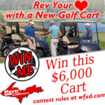 Register to win a $6,000 Golf Cart from Meyer Yamaha