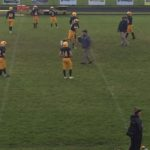 The Miners Practice Before the Game