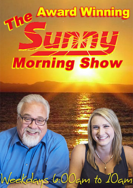 News in The Morning with Walt and Kelsey on Sunny 101.9
