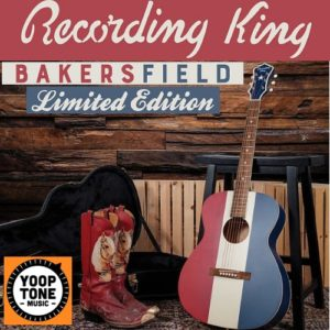 Buy this Limited Edition Recording King Bakersfield 14% off.