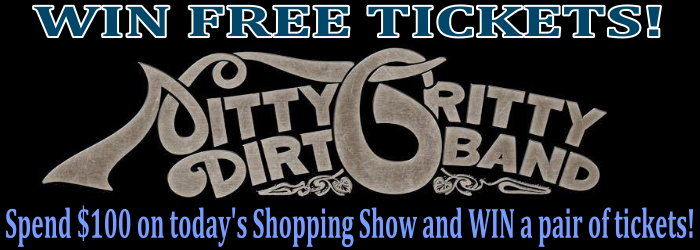 The Nitty Gritty Dirt Band comes to the U.P.!
