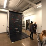 Ever wanted to have a climbing wall that acts like a treadmill? Try the Treadwall!