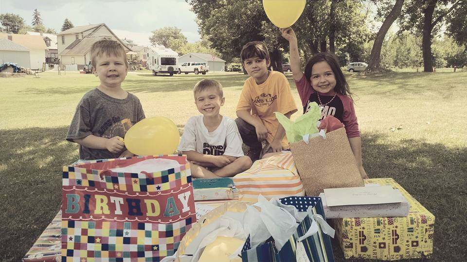 Holden's 6th Birthday Party with his Friends Max, Elliot, and Ellery