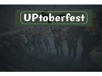 J Marenger 8th Day Interview about the 14th Annual UPtoberfest Oct 13Th 2p-7p