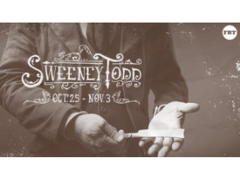 Jacob Laitinen 8th Day Interview about NMU Forest Roberts Theatre Presentation - Sweeney Todd Oct 25th Thru Nov 3rd
