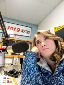 Kelsey Without Coffee, Day 3, The Sunny Morning Show