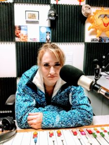 Kelsey Without Coffee, The Sunny Morning Show
