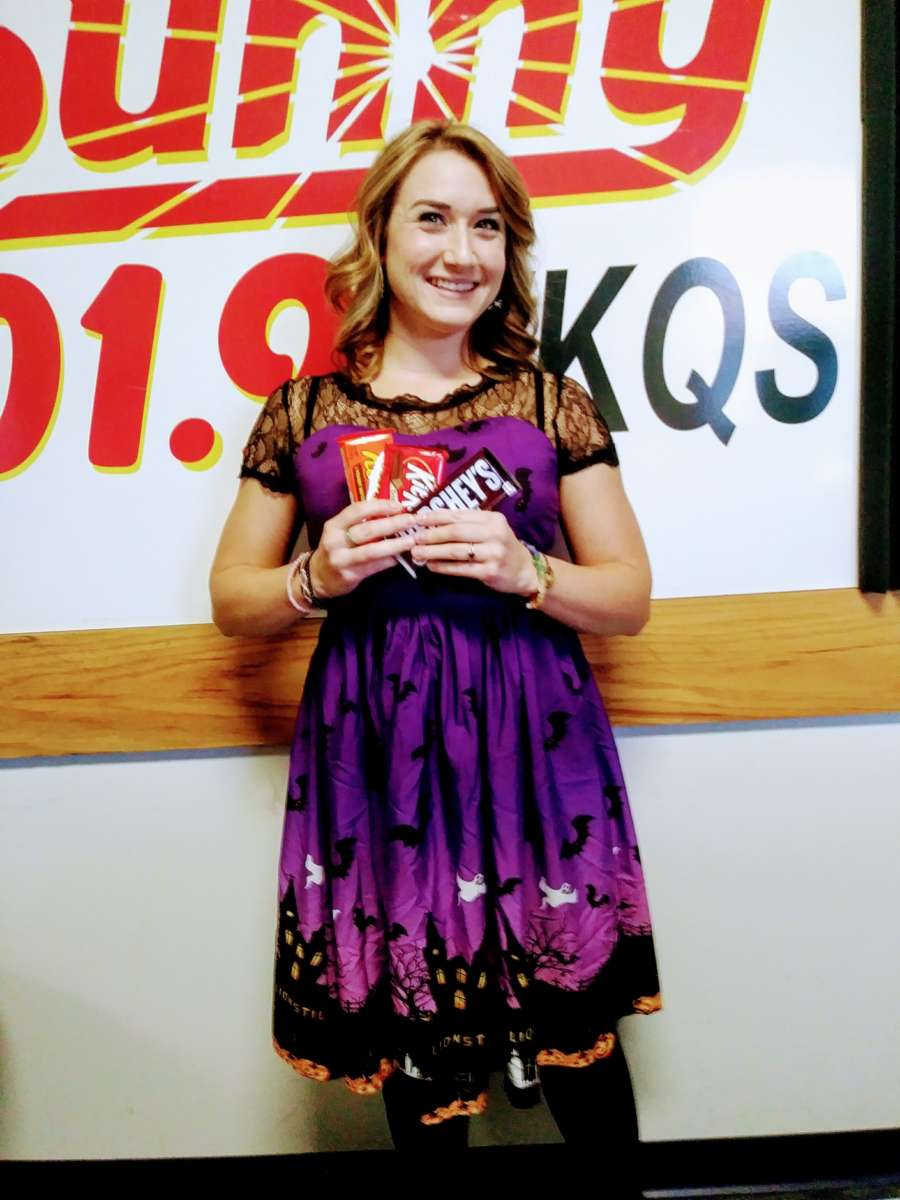 Kelsey's Amazing Halloween Outfit, Stealing All the Candy! The Sunny Morning Show.jpg