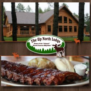Get 32% off a $25 certificate to the Up North Lodge.