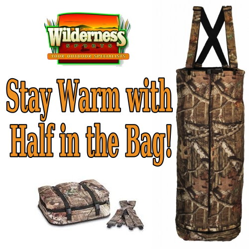 Save 23% on your Half in the Bag Suit!