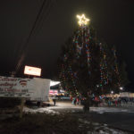 "Thanks for coming out for the ""Catch the Christmas Spirit"" Tree Lighting Ceremony."