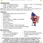 Purchase Something off the 2018 Christmas is For Veterans Christmas Wish List