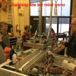 Explaining How Our Robot Works - Westend Gearbusters 4375