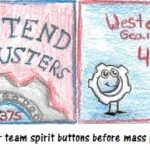 Westend Gearbusters - Images for Team Spirit Buttons