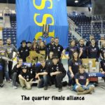 Westend Gearbusters - Quarter Finals Alliance