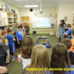 Showing Off at Birch View Elementary - Westend Gearbusters