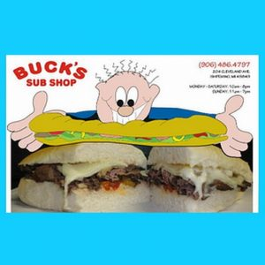 Bucks Sub Shop in Ishpeming