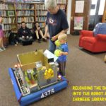 Reloading the Balls into the Robot - Carnegie Library