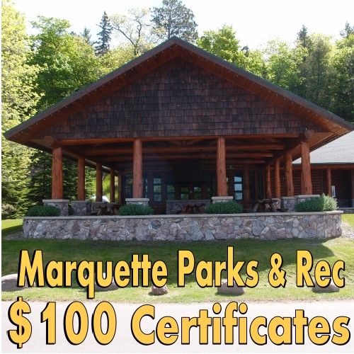 Rent a Marquette Parks and Rec Facility.