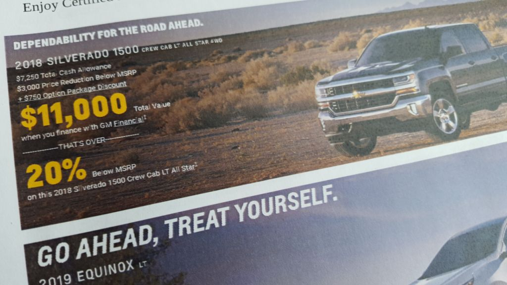 Black Friday Comes Early At Frei Chevrolet