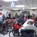 We were so happy to see how many veterans came down to the spend some time with us and pick up a few new items.