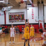 More free throws for the Negaunee Miners.