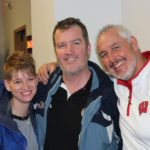 Dawn, Mark, and Bill from Great Lakes Radio.