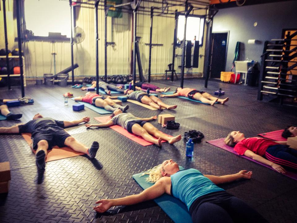 Black-Fly-CrossFit-Relaxing-Yoga-Class-Marquette | Sunny fm Sunny FM