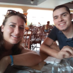 Kelsey & Cody at the Iberostar Resort in Mexico, The Sunny Morning Show