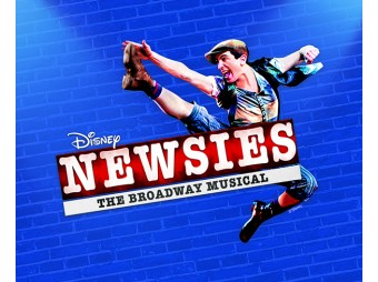Jalina McClain 8th Day Interview About SAYT Disney's Newsies - The Musical