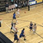The Negaunee Miners Girls Basketball team came out victorious