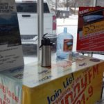 Register to win a smart TV at Frei Chevrolet