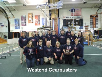 Westend Gearbusters Robotics - 8th Day Interview