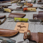 906 Knives returned to the U.P. Boat, Sport & RV Show this year.