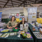 Holly and Abby from the United States Forest Service