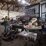 Bring the kids over to check out the Marquette Kart Club.