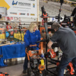 Drop in and see Wolverine Power Systems at the Superior Dome.