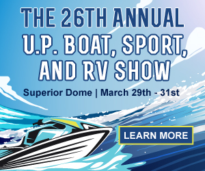 See the Boat, Sport, & RV Show at the Superior Dome