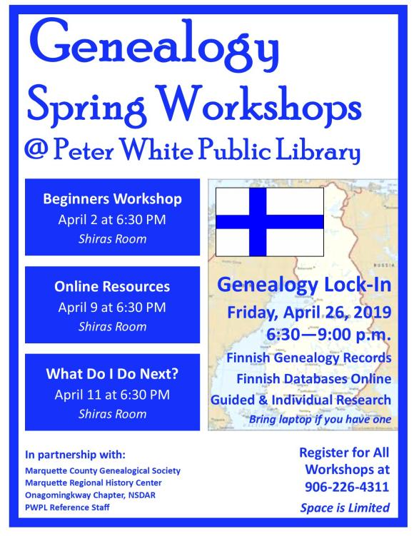 Lynette Suckow Talks about the PWPL Genealogy Series and Resources on 8th Day