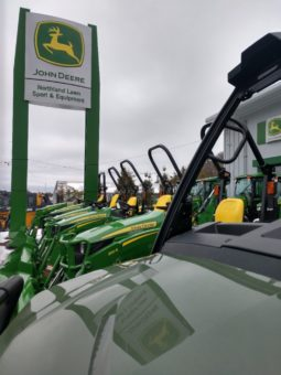 Northland Lawn, Sport and Equipment is the best place to get a Deere