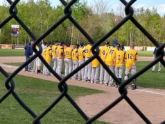 The Negaunee Miners defeated the Calumet Copper Kings to win the District Championship!