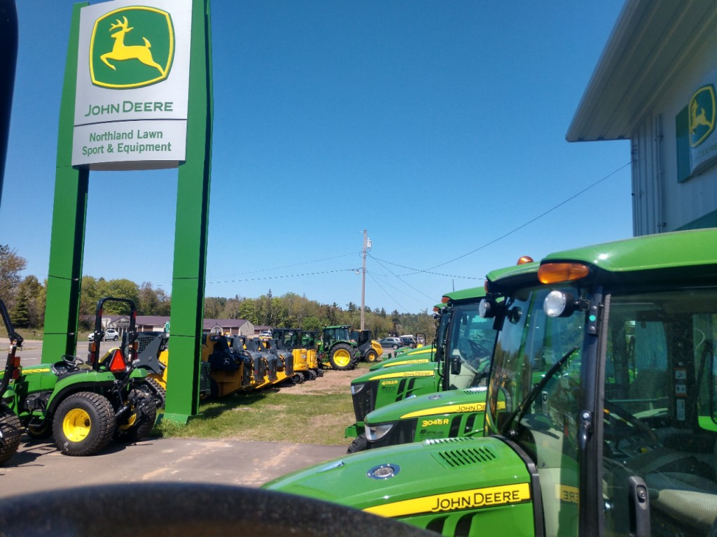 cd579b33b6d32 Northland Lawn, Sport and Equipment is the Best Place to Get a Deere