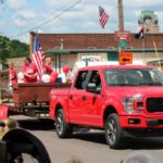 Float in the 2019 Pioneer Days Parade