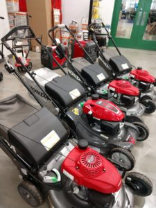 Everything you need for your yard at Northland Lawn, Sport, & Equipment