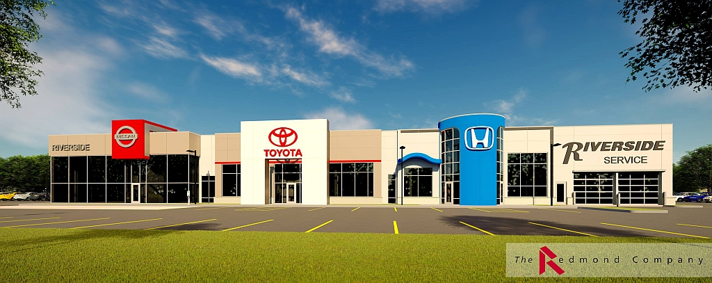 Drop by and see the brand new Riverside Auto Mall in Marquette!