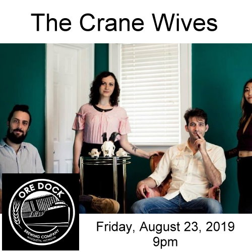 UPBargains.com – Deal of the Day: Tickets to The Crane Wives at the Ore Dock Brewing Company ONLY $3!!!