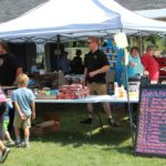 Great food at Community Days